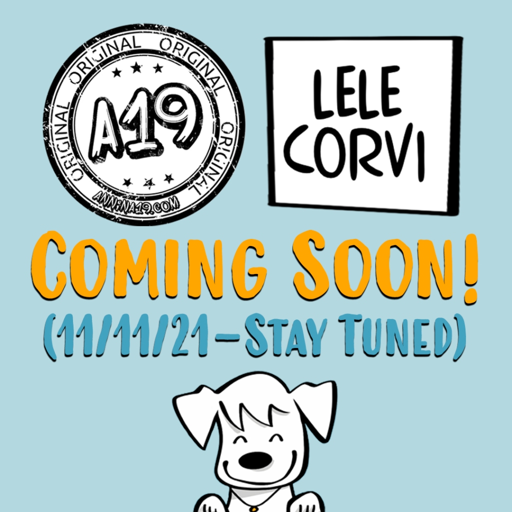 Anna Annina Lorenzi & Lele Corvi - Igaazio/Ace - Coming Soon 11/11/21